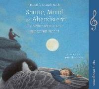 Cover-Bild zu Sonne, Mond und Abendstern von Kreusch-Jacob, Dorothée (Gespielt)