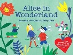 Cover-Bild zu Alice in Wonderland von Laval, Anna