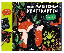 Cover-Bild zu Meine Magischen Kratzkarten Zauberwald