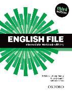 Cover-Bild zu English File third edition: Intermediate: Workbook with key