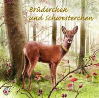 Cover-Bild zu Brüderchen und Schwesterchen von Grimm, Jacob