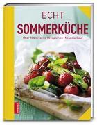 Cover-Bild zu ECHT Sommerküche von Baur, Michaela