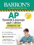 Cover-Bild zu AP Spanish Language and Culture Premium von Paolicchi, Daniel