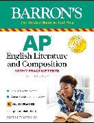 Cover-Bild zu AP English Literature and Composition von Ehrenhaft, George