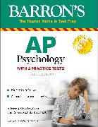 Cover-Bild zu AP Psychology von Weseley Ed.D., Allyson J.