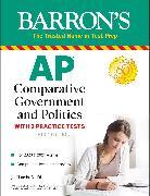 Cover-Bild zu AP Comparative Government and Politics von Davis, Jeff