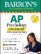 Cover-Bild zu AP Psychology Premium von Weseley, Allyson J.