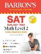 Cover-Bild zu SAT Subject Test Math Level 2 von Ku, Richard