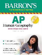 Cover-Bild zu AP Human Geography von Marsh, Meredith