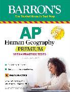Cover-Bild zu AP Human Geography Premium von Marsh, Meredith