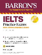 Cover-Bild zu IELTS Practice Exams (with Online Audio) von Lougheed, Lin