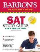 Cover-Bild zu SAT Study Guide with 5 Practice Tests (eBook) von Green, Sharon Weiner