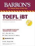 Cover-Bild zu TOEFL iBT von Sharpe, Pamela J.