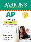 Cover-Bild zu AP Biology Premium von Goldberg, Deborah T.