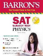 Cover-Bild zu SAT Subject Test Physics with Online Test von Jansen, Robert