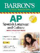Cover-Bild zu AP Spanish Language and Culture von Paolicchi, Daniel