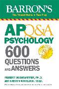 Cover-Bild zu AP Q&A Psychology von McEntarffer, Robert