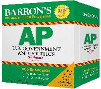 Cover-Bild zu AP U.S. Government and Politics Flash Cards von Lader, Curt