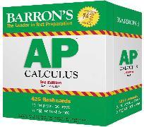 Cover-Bild zu AP Calculus Flash Cards von Bock, David
