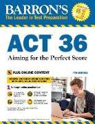 Cover-Bild zu ACT 36 with Online Test von Summers, Ann