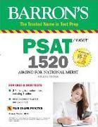 Cover-Bild zu PSAT/NMSQT 1520 with Online Test von Stewart, Brian W.