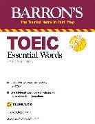 Cover-Bild zu TOEIC Essential Words (with online audio) von Lougheed, Lin