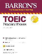 Cover-Bild zu TOEIC Practice Exams (with online audio) von Lougheed, Lin