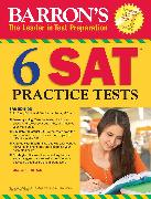 Cover-Bild zu 6 SAT Practice Tests von Geer, Philip