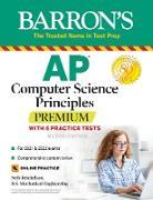 Cover-Bild zu AP Computer Science Principles Premium with 6 Practice Tests (eBook) von Reichelson, Seth
