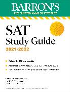 Cover-Bild zu Barron's SAT Study Guide, 2021-2022 (Reflects the 2021 Exam Update): 5 Practice Tests and Comprehensive Content Review von Green, Sharon Weiner