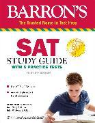 Cover-Bild zu SAT Study Guide with 5 Practice Tests von Green, Sharon Weiner