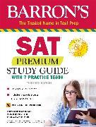 Cover-Bild zu SAT Premium Study Guide with 7 Practice Tests von Green, Sharon Weiner