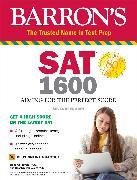 Cover-Bild zu SAT 1600 with Online Test von Carnevale, Linda