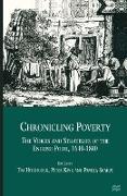 Cover-Bild zu Chronicling Poverty (eBook) von Hitchcock, Tim (Hrsg.)