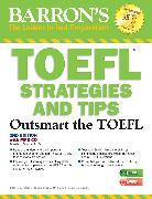 Cover-Bild zu TOEFL Strategies and Tips with MP3 CDs von Sharpe, Pamela J.