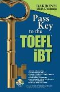 Cover-Bild zu Pass Key to the TOEFL iBT with MP3 audio CD von Sharpe, Pamela J.