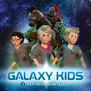 Cover-Bild zu eBook Der vergessene Planet (Galaxy Kids 3)