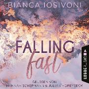 Cover-Bild zu Falling Fast - Hailee & Chase 1 (Ungekürzt) (Audio Download) von Iosivoni, Bianca