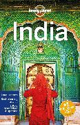 Cover-Bild zu Lonely Planet India