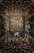Cover-Bild zu Greek Myths & Tales