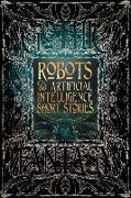 Cover-Bild zu Robots & Artificial Intelligence Short Stories