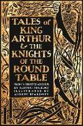 Cover-Bild zu Tales of King Arthur & The Knights of the Round Table