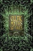 Cover-Bild zu Celtic Myths & Tales