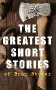 Cover-Bild zu eBook The Greatest Short Stories of Bram Stoker