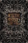 Cover-Bild zu Detective Mysteries Short Stories