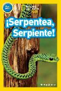 Cover-Bild zu eBook !Serpentea, Serpiente! (Pre-reader)