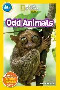 Cover-Bild zu eBook Odd Animals (Pre-Reader)