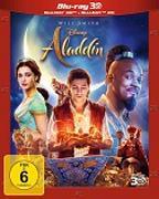 Cover-Bild zu Aladdin - 3D+2D - LA (2 Disc)