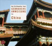 Cover-Bild zu Gebrauchsanweisung für China - 4 CDs