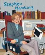 Cover-Bild zu Stephen Hawking von Kent, Jane (Ausw.)